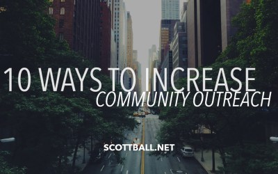 10 Ways to Increase Community Outreach