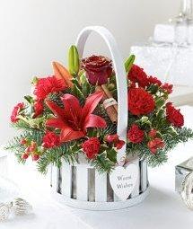 interflorawarmwishesfestivechristmasbasket2