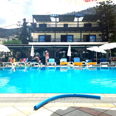 A Last Minute Break to Crete, and the Lovely Anastasia Hotel in Stalis