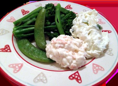 Coleslaw and Potato Salad 2