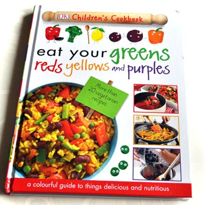 Cookery Books in the Post