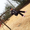 You're Never Too Old to Play on a Swing