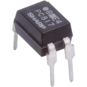 Sharp PC817 Optocoupler/Opto-isolator
