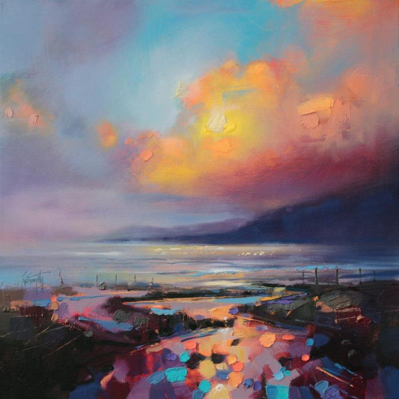 Harris Light print by Scott Naismith