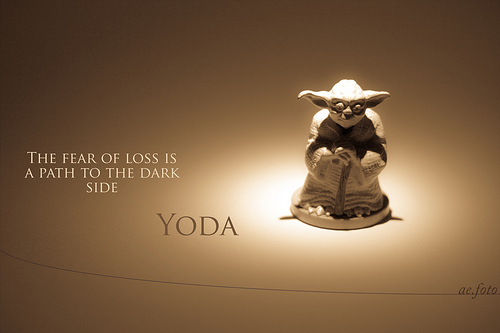 Yoda Fear of Loss