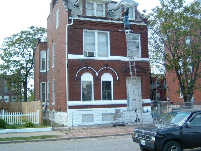 Large Of 3 Story House