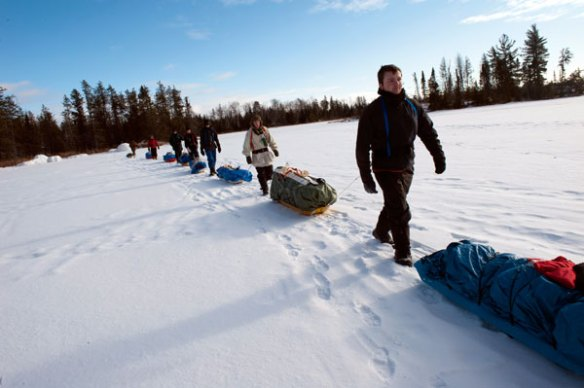 Northern Tier Sleds