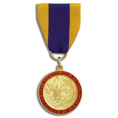 Meritorious Action Award