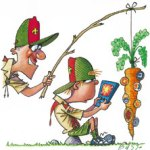 Boy Scout Image -- Advancement