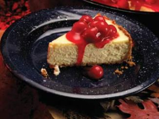 Boy Scout Image -- Cheesecake