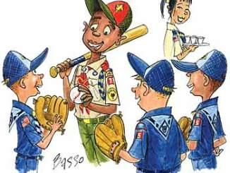 Boy Scout Image -- Den Chiefs