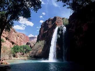 Boy Scout Image -- Grand Canyon
