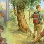 Boy Scout Image -- Great Outdoors