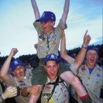 Boy Scout Image -- Jamboree Fun