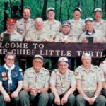 Boy Scout Image -- Leaders