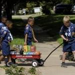 Boy Scout Popcorn Sales