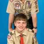 Boy Scout Image -- Preparing Leaders