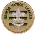 Boy Scout Image -- Senior Patrol Leader