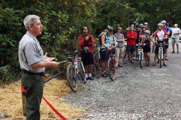 Arrowhead Hike and Bike Trail