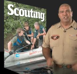 Tico Perez Scouting Magazine Video