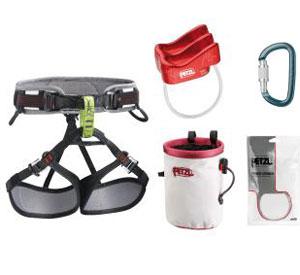 Petzl Corax Starter's Kit
