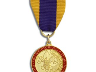Meritorious Action Award