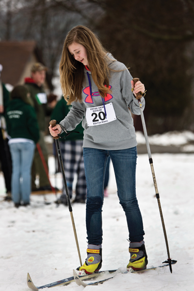Help Scouts, Venturers stay active during slow months with a winter biathlon