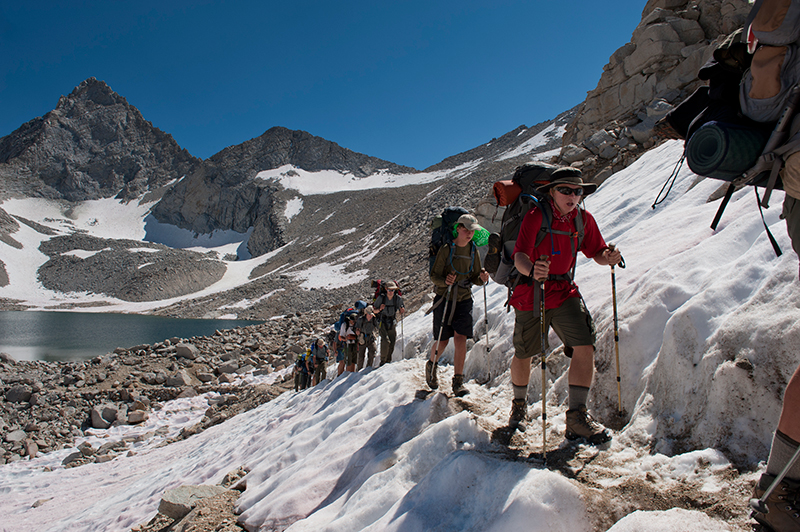A mountaineering gear list to help you get to the summit