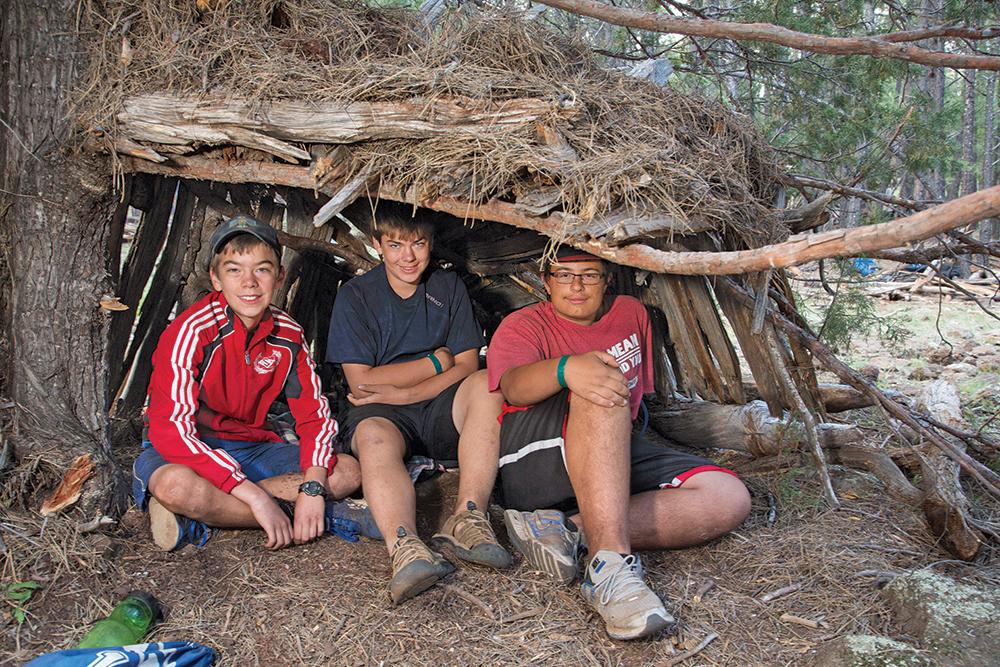 Wilderness survival escape 1 walkthrough xbox