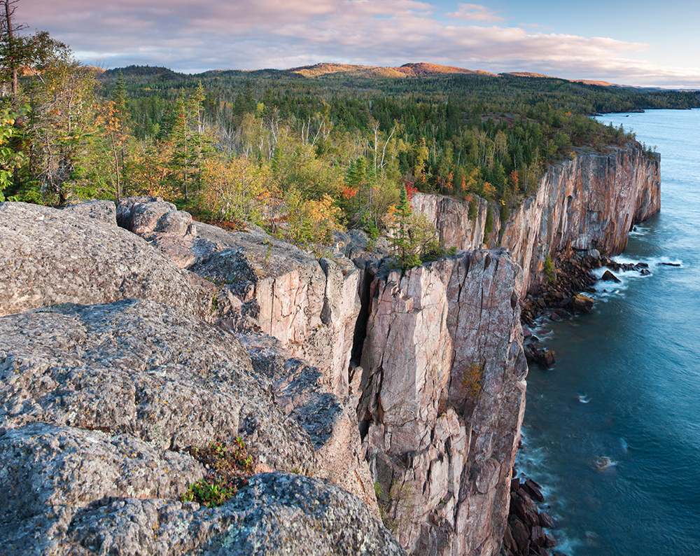 Plan a long-distance trek on Minnesota's Superior Hiking Trail