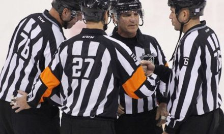Tonight's NHL Playoff Referees – 5/6/14