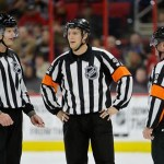 NHL Promotes Referee Garrett Rank