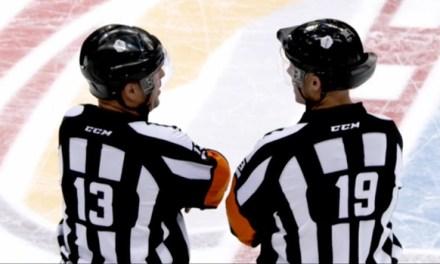 Mic'd Up: Referee Dan O'Halloran at Russia/North America