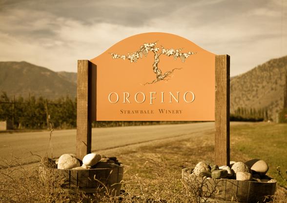 Orofino Strawbale Winery