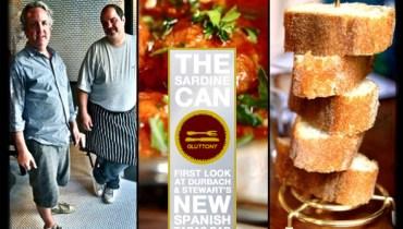 "DINER: Stewart & Durbach's Little ""Sardine Can"" Opens Up On Powell Street In Gastown"
