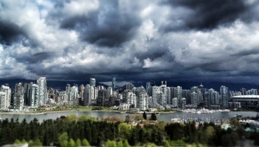 VANCOUVER LEXICON | City of Glass