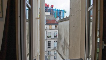 The View From Your Window #154: A Rainy Start On The Rue De Temple In The Marais