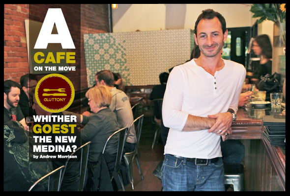 DINER | When Chambar Moves Next Door, What Happens To The Much-Loved Medina?