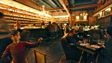 """VANCOUVER WOULD BE COOLER IF #231   It Had PDX's """"Multnomah Whiskey Library"""""""