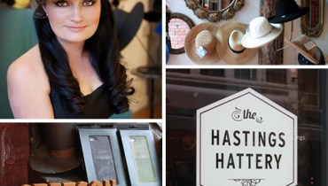"LOOKCITY | On The Hunt For Awesome Hats At The New ""Hastings Hattery"" In Gastown"