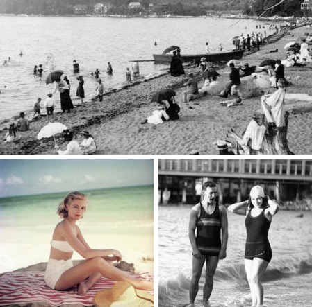 HEADS UP | History Of The Swimsuit Exhibit Opens At The Vancouver Maritime Museum
