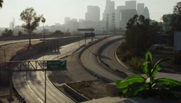 SMOKE BREAK #1120 | Skateboarders Set Upon A Concrete Metropolis Bereft Of Cars