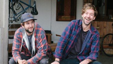 "VANCOUVERITES | Five Minutes With ""Hobo Woodworks"" Owners Lenny & Sam Clemens"