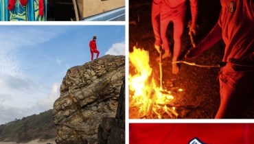 COOL THING WE WANT #447 | A Bright Red Ninja Suit That Will Repel The Sasquatches