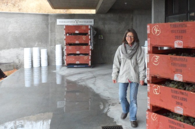 "MESSAGE IN A BOTTLE | Senka Tennant On Terravista Vineyards' 3rd ""Fandango"" Vintage"
