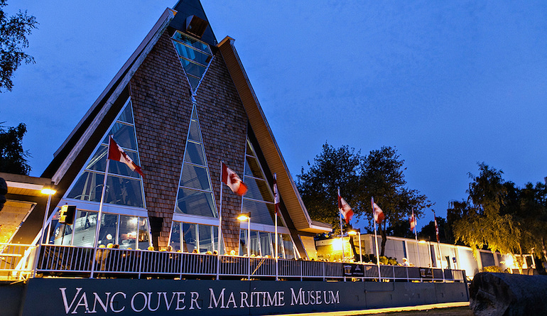 Vancouver Maritime Museum and Heritage Harbour