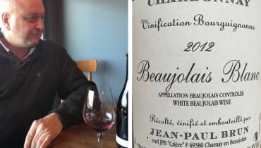 AWESOME THING WE DRANK #695 | Jean-Paul Brun '12 Terres Dorees Beaujolais Blanc