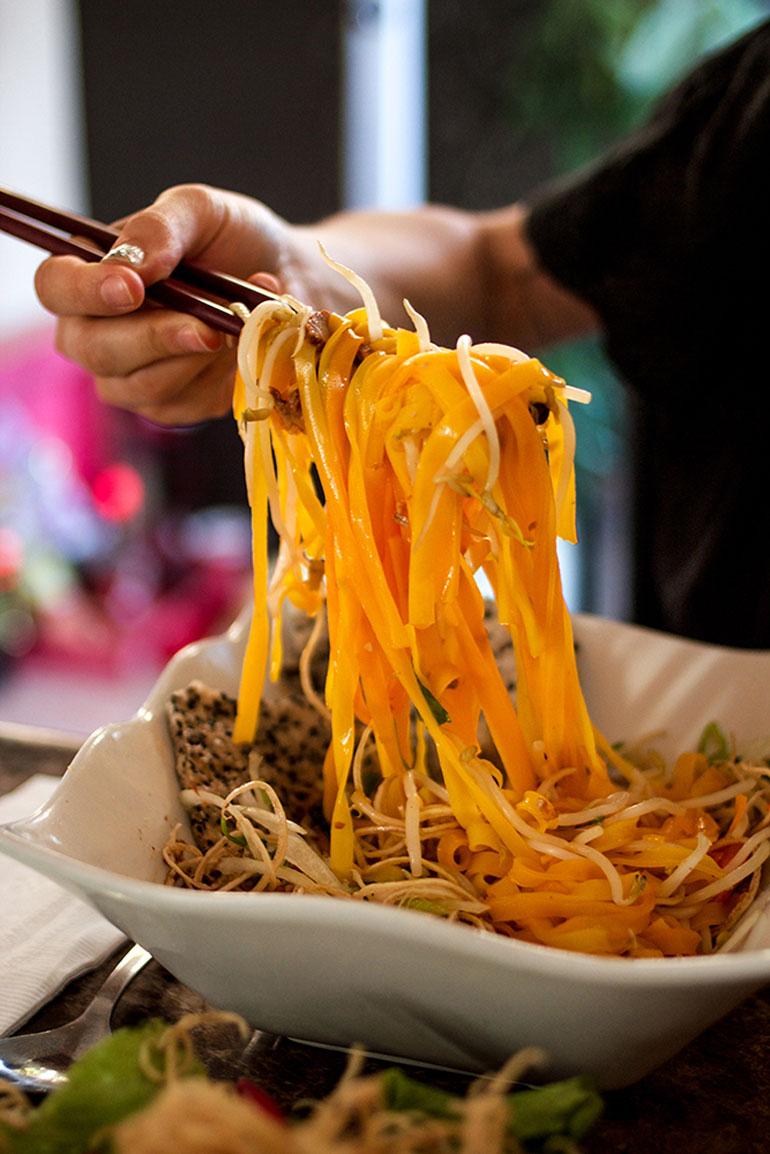 Vibrant-rice-noodles
