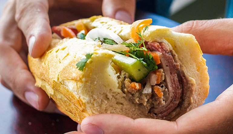 NEVER HEARD OF IT | Relishing In The Crusty Delights Of 'Banh Mi Saigon' On Victoria Drive