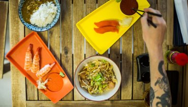 NEVER HEARD OF IT | Capable, Comfortable And Cool: 'Carp Bento Box' In Mount Pleasant